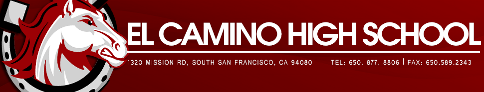 El Camino High School  Logo