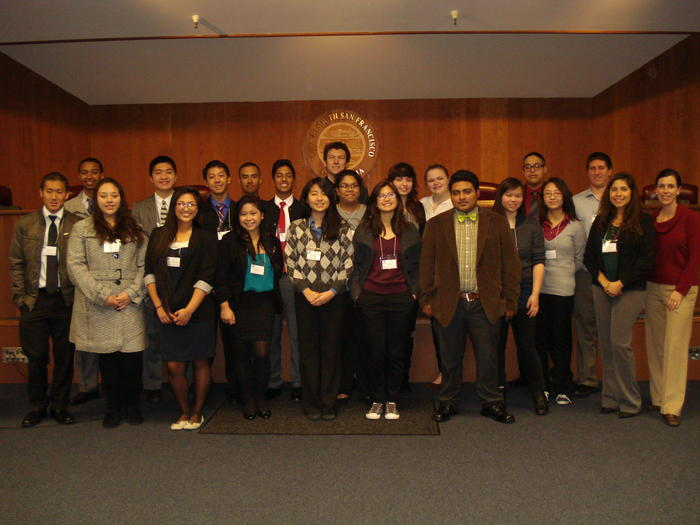 Youth Government Day 2014