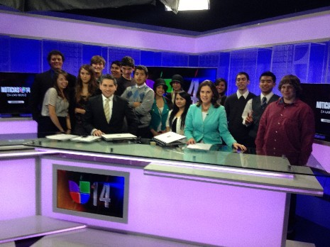 Univision Job Shadow