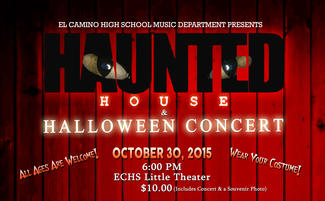 Haunted House and Concert