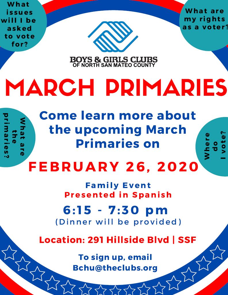 March Primaries